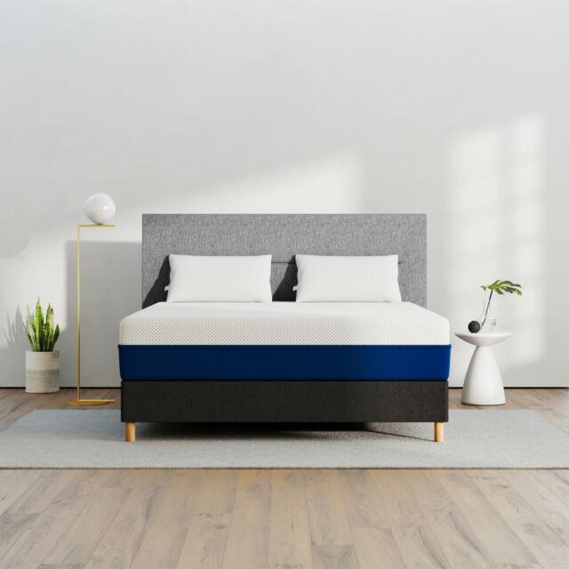 Amerisleep Medium Firm Memory Foam Bed Mattress, King (Open Box)