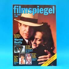 DDR Filmspiegel 22/1990 Mathilda May Sigourney Weaver Katrin Saß Joey Cramer K