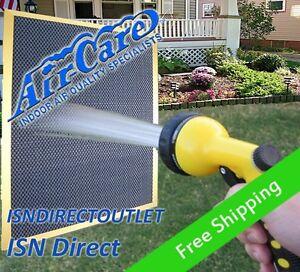Electrostatic Gold Furnace A/C Air Filter-Permanent, Washable, Lifetime Warranty