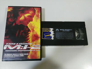 MISSION-IMPOSSIBLE-2-M-I-2-TAPE-TAPE-VHS-COLLECTOR-TOM-CRUISE-SPANISH