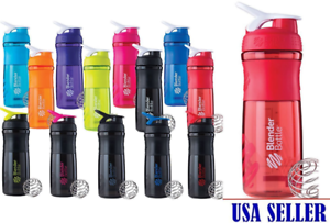 bce68997ae18 Blender Bottle SportMixer 28 oz. Tritan Grip Shaker-White Loop Top ...