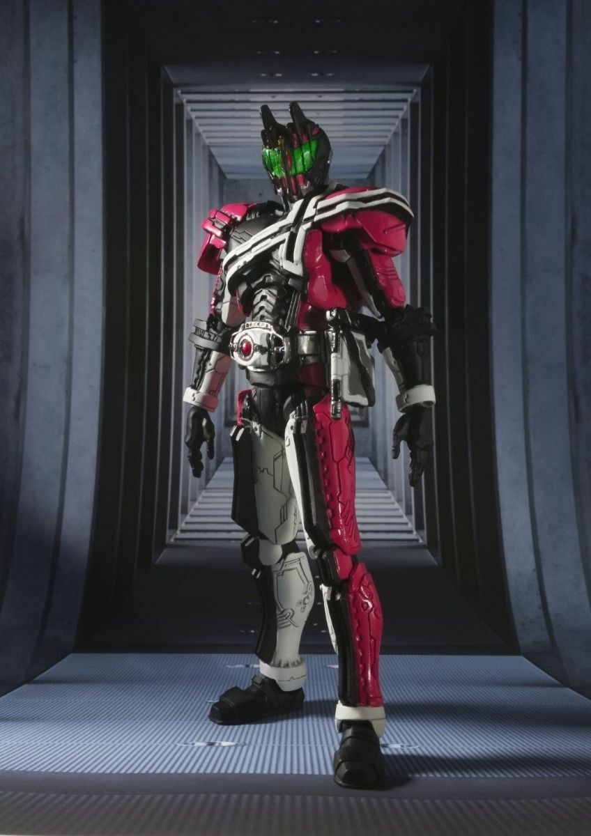 S.I.C. Kiwami Damashii Damashii Damashii Masked Kamen Rider DECADE Action Figure BANDAI from Japan b1ccfc