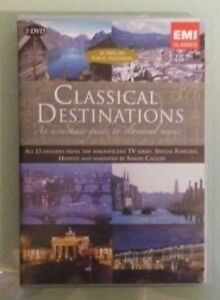 Details about CLASSICAL DESTINATIONS an armchair guide to music DVD genuine  region 1