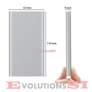 POWER-BANK-5000-mAh-BATERIA-EXTERNA-PORTATIL-SLIM-MOVIL-SMARTPHONE-CARGADOR-USB