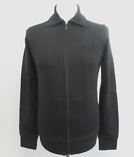 Lacoste SH9553 Zip up Sweatshirt Black Size 3 ( XS )  rrp £139.95 BOX7252 A