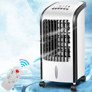 Klimageraet-Mobile-Klimaanlage-Luftkuehler-Befeuchter-Ventilator-Mit-Wassertank