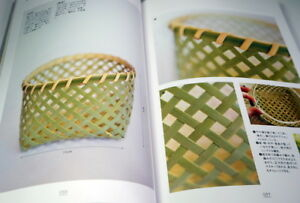 How-to-weave-a-Bamboo-Basket-book-book-from-Japan-Japanese-work-craft-0903