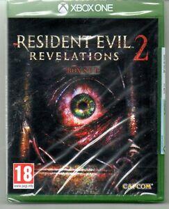 Resident-EVIL-REVELATIONS-2-BOX-Set-034-NUOVO-amp-Sealed-039-XBOX-ONE-1