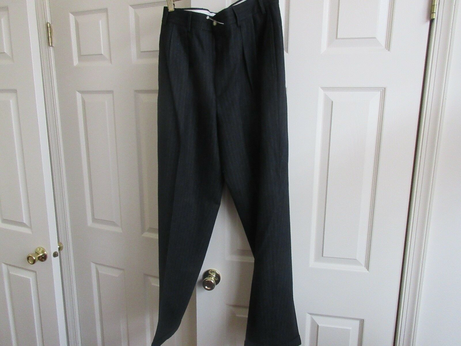 Structure , Mens Pants ,Size 33R , Imported Italian Fab