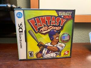 Major-League-Baseball-2K8-Fantasy-All-Stars-Nintendo-DS-Complete