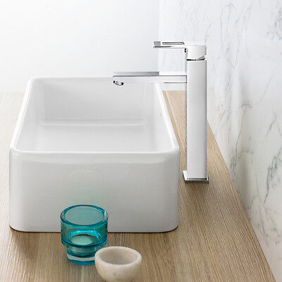 """NEW RELEASE"" Caroma Quatro Tower Basin Flick Mixer  6 Star Water Rating"