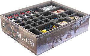 Campo-sortiereinsatz-senor-espuma-set-para-la-original-Scythe-brettspielbox