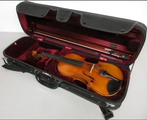 "Objectif Otto Benjamin Ma100 14"" Viola 4/4 Violon-afficher Le Titre D'origine"