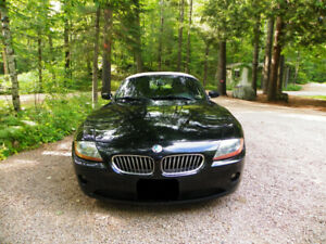 2003 Z4 3 Litre 6 Speed Driver