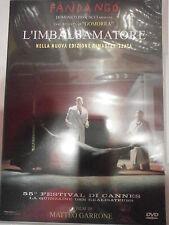 L'IMBALSAMATORE - DVD ORIGINALE - visitate il negozio ebay COMPRO FUMETTI SHOP
