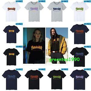 t-shirt donna trasher