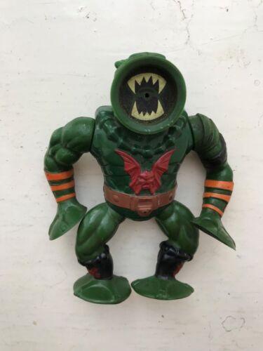 Original años 80 MATTEL He-man Amos del universo Amos Del Universo Figura Leech