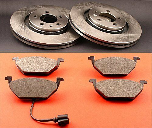 Bremsscheiben Bremsen mit Bremsbeläge vorne Skoda Fabia 6Y2 6Y3 6Y5