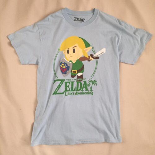 The Legend Of Zelda T Shirt/ Mens Size Large/ Link