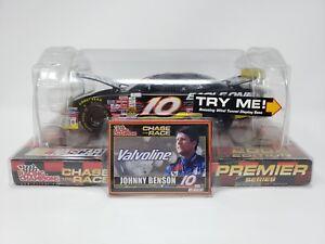 Johnny Benson #10 Racing Champions Premier Series 1:24 Scale - Nascar - New