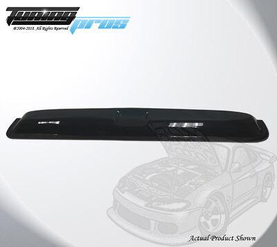 Sunroof Moon Visor Type 2 980mm Dark Smoke For 2010-2015 Honda Accord CrossTour