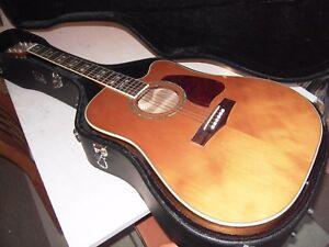Ibanez artwood Modell AW250CE-TDY-1M-01 Akustikgitarre Gitarre limit. Auflage - München, Deutschland - Ibanez artwood Modell AW250CE-TDY-1M-01 Akustikgitarre Gitarre limit. Auflage - München, Deutschland