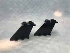 Black Tail 4 x 2 x 2 Bulk Lot Lego Part No.3479 Qty x 4