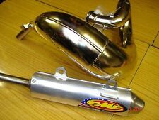 FMF KTM SX XC XC-W EXC 250/300 04-10 Gnarly PC2 Exhaust System Front & Rear