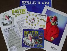 Eurovision 2008 Dustin The Turkey Irelande Douze Pointe Ireland press pack CD