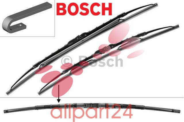 Bosch 3397001584 Doble Limpiaparabrisas Conjunto Spoiler 584S - Longitud: