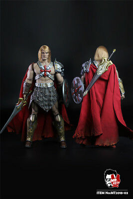"MR.TOYS MT2018-03 1//6 He-Man  Head Model With Clothes F 12/""TB Male Body"