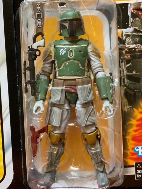 Boba Fett - Star Wars Black Series Empire Strikes Back 40th Anniversary