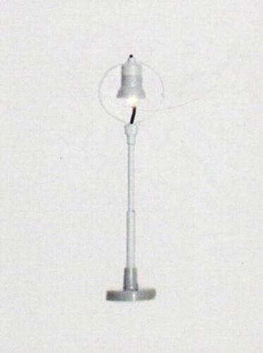 Spur N Schneider 1116-L Bahnhofslaterne  Ringlampe mit LED OVP NEU