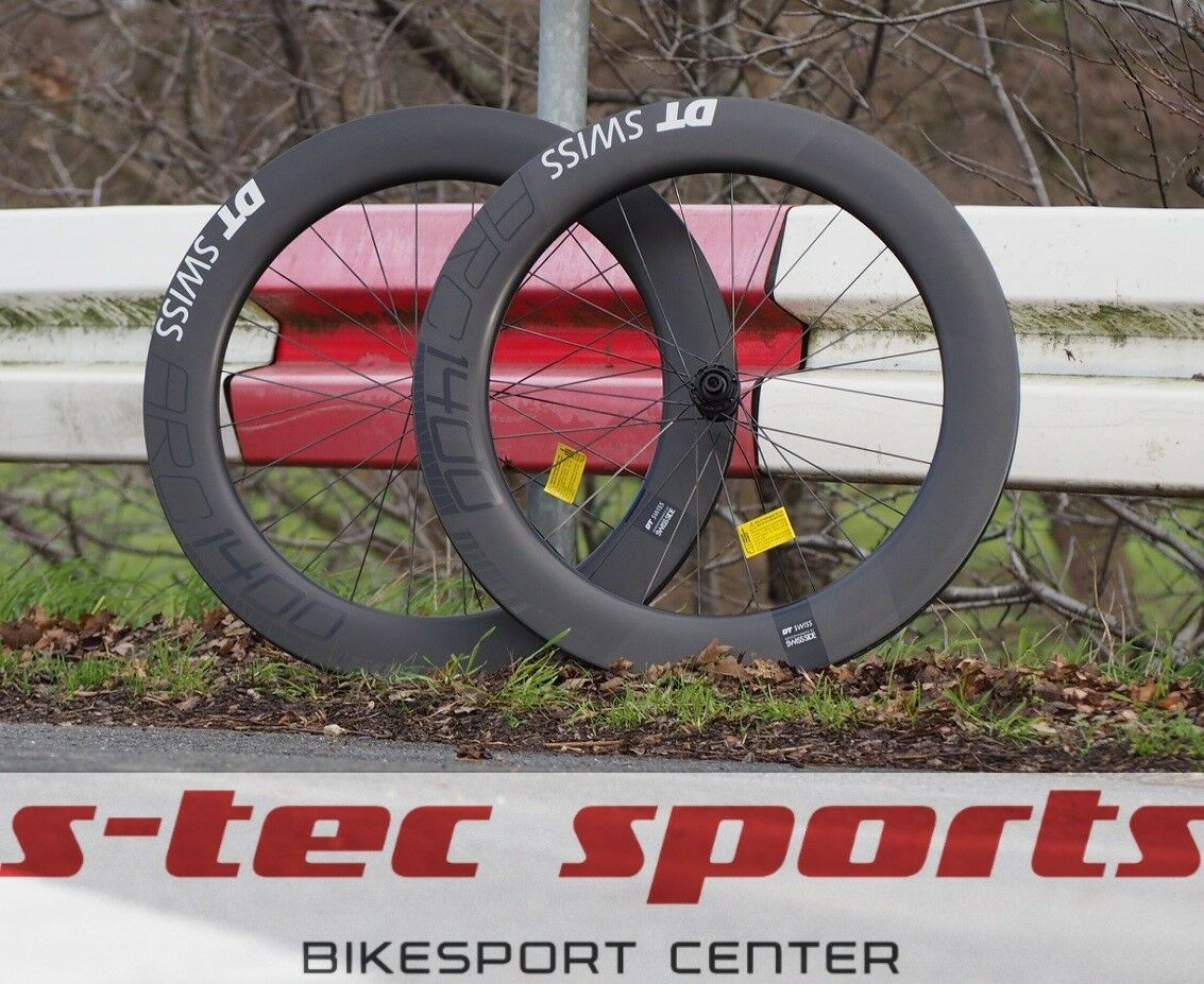 Dt Swiss Arc  1400 Dicut Disco 80, Set Ruote Bicicletta, Wheelset, Bici da Corsa  10 days return