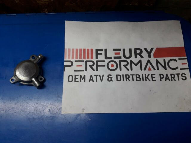 Yamaha OEM 2001-2004 YZ250F YZF250 Cover, Oil Element 5BE-13447-10-00