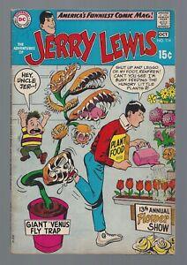 Adventures-of-Jerry-Lewis-114-DC-1969-Bob-Oksner-VG-Range-HTF