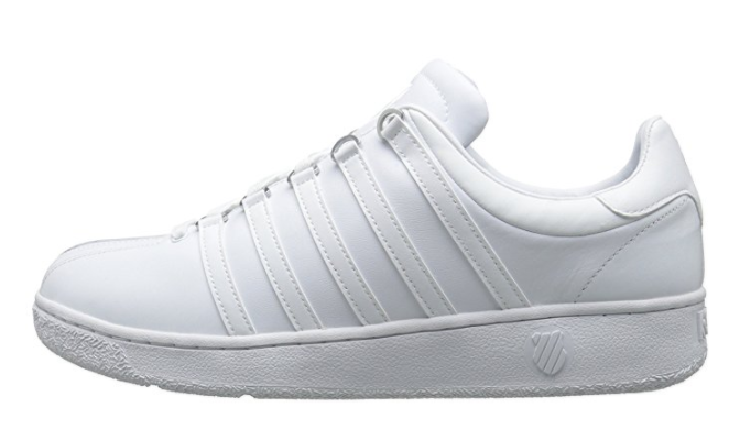 K SWISS 033431-01M 033431-01M 033431-01M CLASSIC VN Mn's (M) bianca bianca Synthetic Athletic scarpe 36543a
