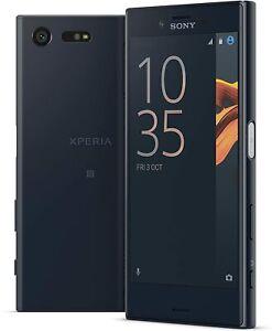 Sony Xperia X Compact 32 GB Android Mobile Smartphone Grade B Zustand-Blau