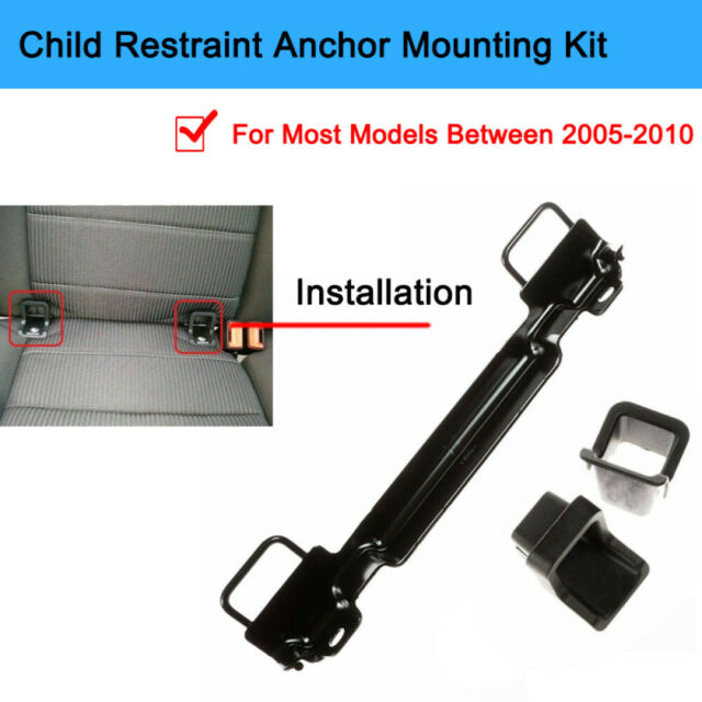 1 Set Child Restraint Anchor Mounting Kit Suit For Ford Focus 2005 2010 Isofix
