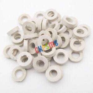 50PCS white height 5mm Cushion Ring for Tajima SWF Feiya embroidery machine