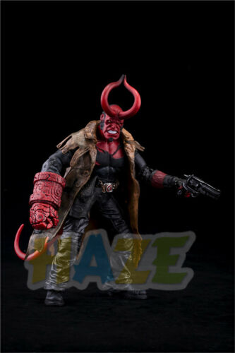 Film Hellboy 18 cm PVC Action Figure moveble Statue Modèle Jouet en Boîte coellection