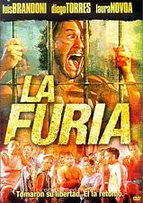 La Furia (DVD, 1997, Luis Brandoni, Diego Torres, Laura Novoas, New)