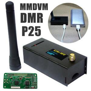 Assembled-MMDVM-Hotspot-Support-P25-DMR-YSF-for-Raspberry-pi-433Mhz-Antenna-CaFR