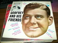 "Arthur Godfrey And His Friends-10"" LP-Columbia-CL 2514-Vinyl Record-VG+"