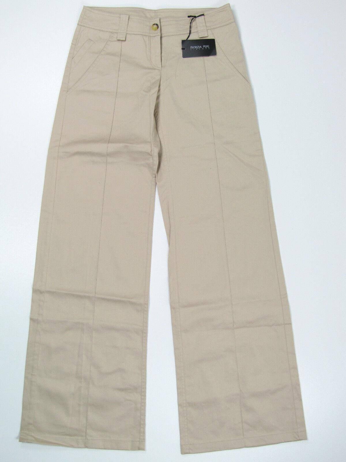 Patrizia Pepe Pantalon Hose Pants Jeans Neu 36 38