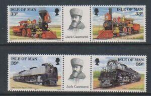 Isle-of-Man-1992-Union-Pacific-Railroad-set-MNH-SG-522-5-a