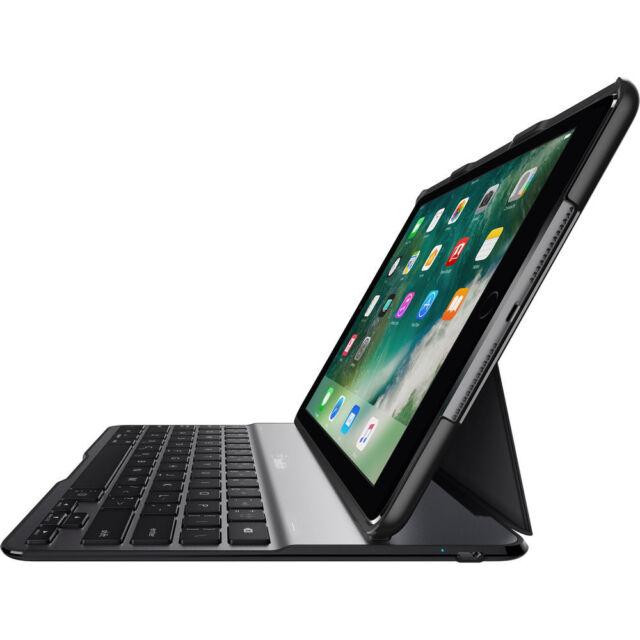 "Belkin QODE Ultimate Lite BT Keyboard Case Smart Cover Stand iPad 9.7"" 2018"