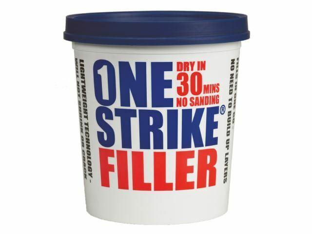 Everbuild - One Strike Füller 2,5 Liter