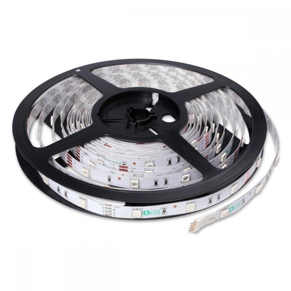 5M rgb led strisce luminose luminose luminose KIT CORDA 5050 IMPERMEABILE MultiColoreeee Controller a516be