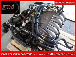 Japanese Engine Import >> Details About Toyota 5vz Fe 3 4l Japanese Import Strong Jdm V6 Engine Very Low 55k Miles
